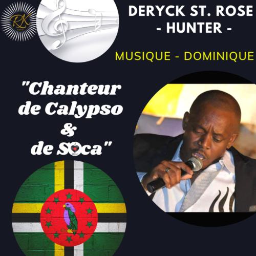 HUNTER – DERYCK ST. ROSE
