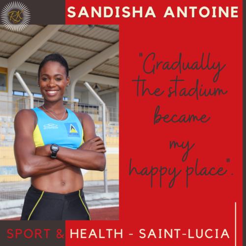 SANDISHA ANTOINE