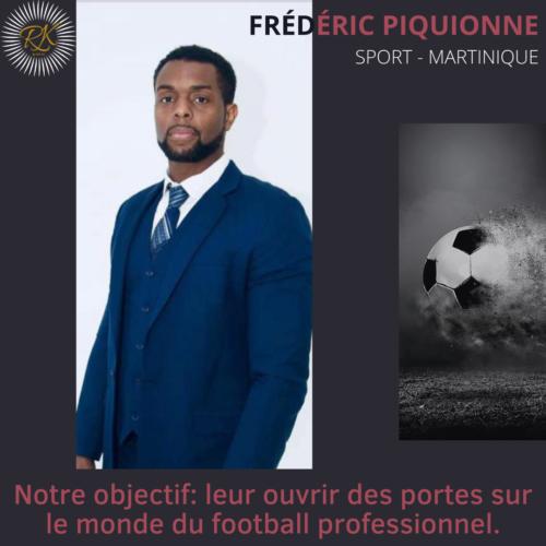 FRÉDÉRIC PIQUIONNE
