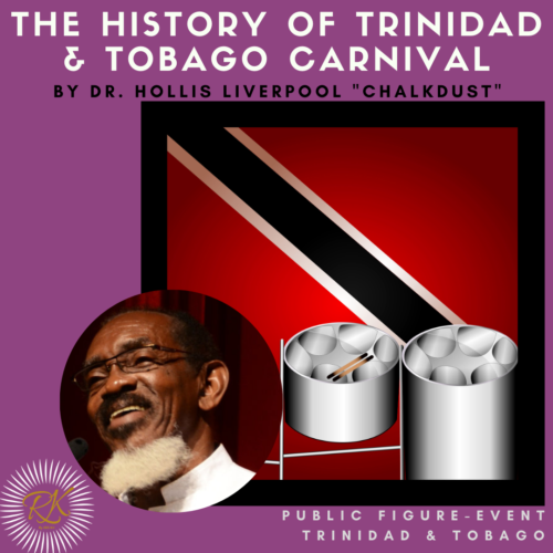"""Carnival in Trinidad and Tobago by Dr. Hollis Liverpool """"Chalkdust"""""""