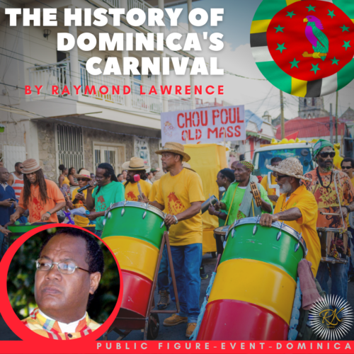 Carnival in Dominica by Mr Raymond Lawrence