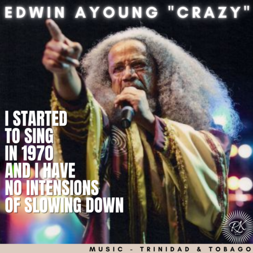 EDWIN AYOUNG «CRAZY»