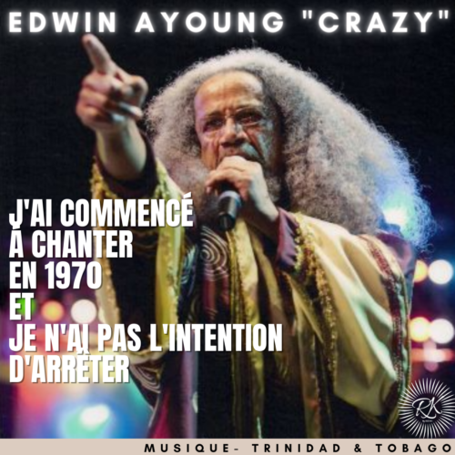 EDWIN AYOUNG « CRAZY »