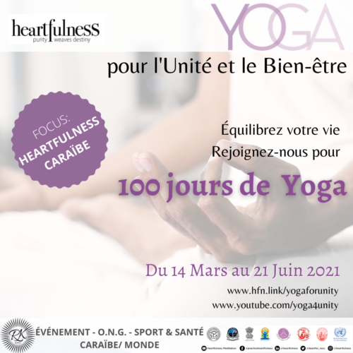 HEARTHFULNESS – YOGA FOR UNITY AND WELL-BEING
