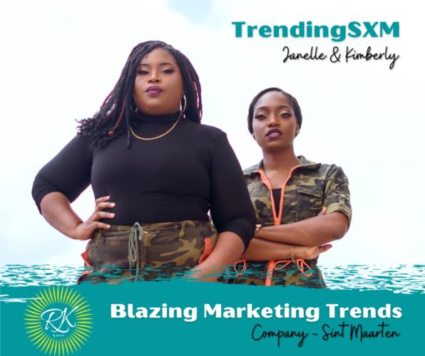 TRENDING SXM – Blazing Marketing Trends